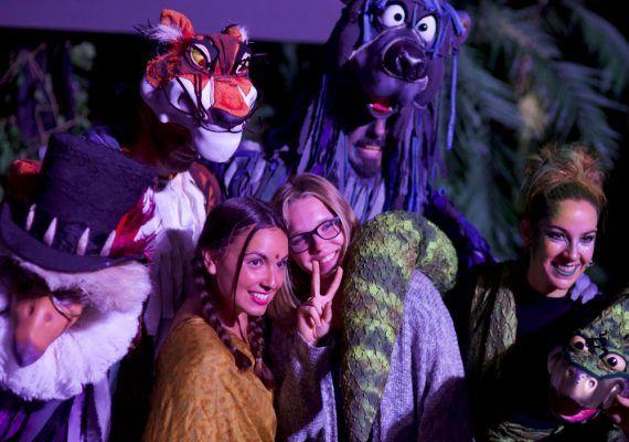Musical Hara, El espíritu de la selva