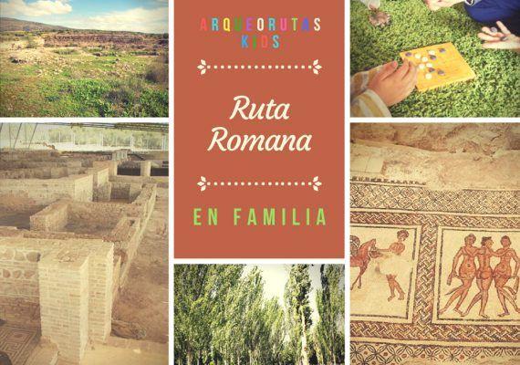 Ruta Romana para niños
