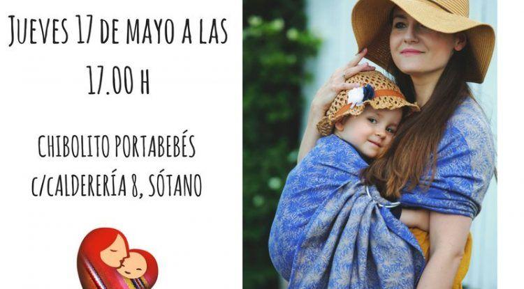 Taller de portabebés de Chibolito