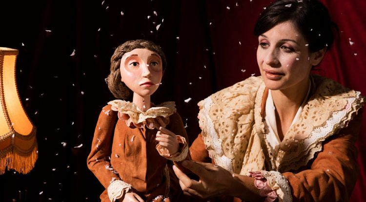 Festival de Teatro con Títeres en el Cánovas