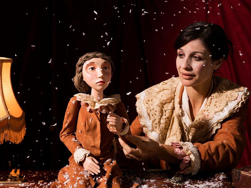 Teatro con títeres para niños…