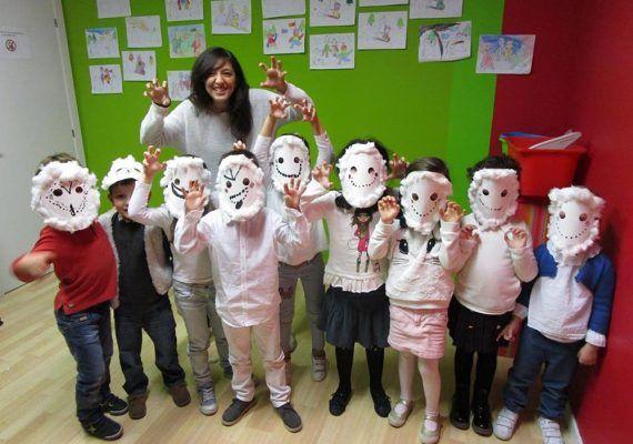 Campamentos de verano en inglés de Kids&Us