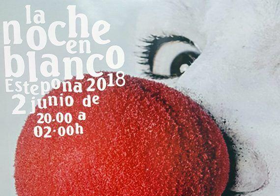 Actividades para niños en La Noche en Blanco de Estepona 2018
