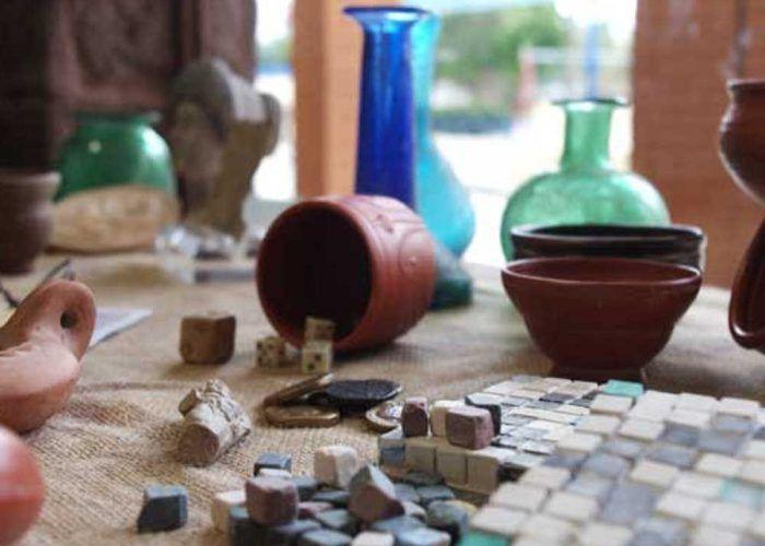 taller arqueología infantil