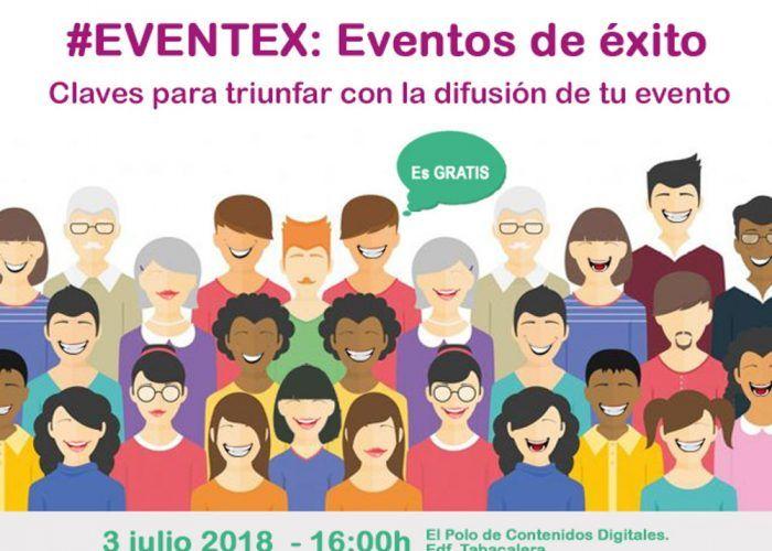 Cartel Jornada Eventex Claves para triunfar con tu evento