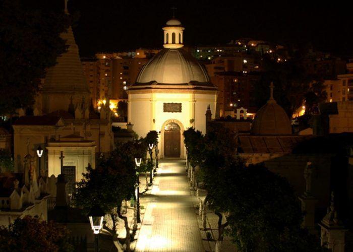 Cementerio de San Miguel de Málaga