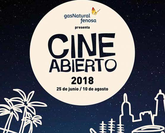 Cine de verano 2018 para toda la familia gratis en Málaga