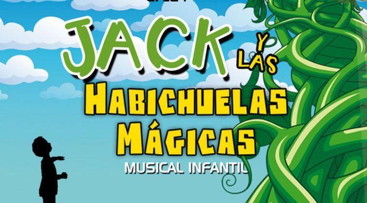 'Jack y las habichuelas máginas' en la sala de teatro Creamás
