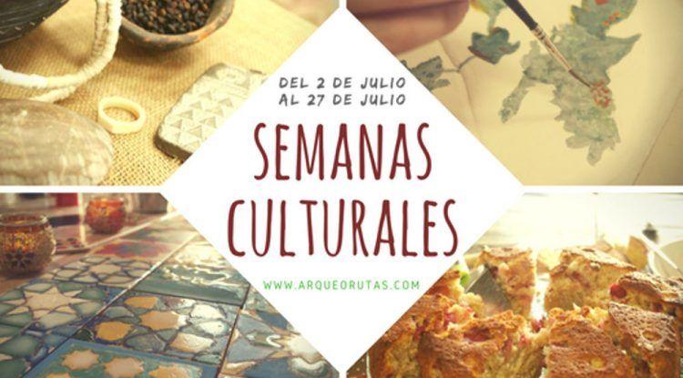 Semanas culturales de verano para niños con ArqueoRutas
