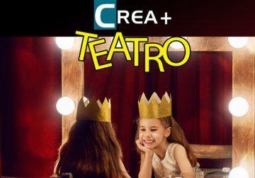 Taller intensivo de teatro infantil en julio con Creamás Málaga