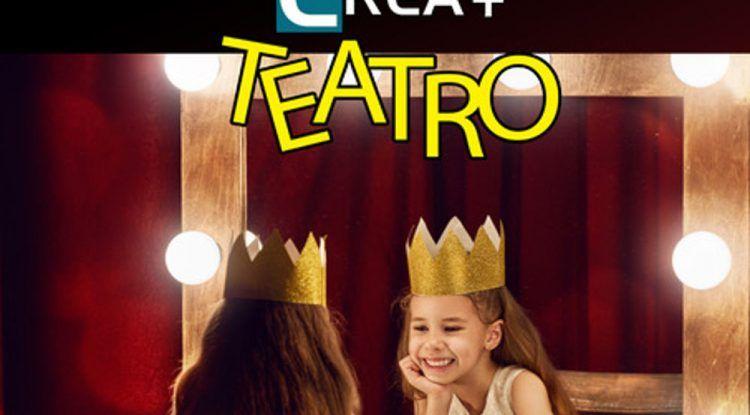 Taller intensivo de teatro infantil en julio con Creamás
