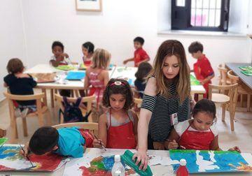 Talleres sobre Andy Warhol para niños en el Museo Picasso Málaga en verano