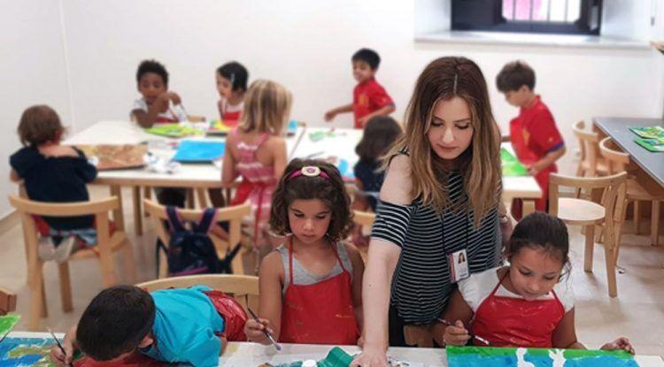 Talleres de verano para niños en el Museo Picasso Málaga