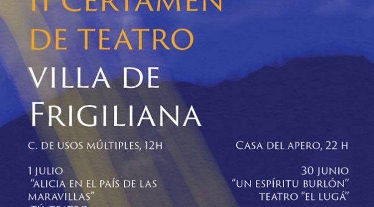 Certamen Villa de Frigiliana 2018