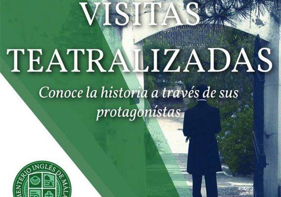 Visita teatralizada para toda la familia en el Cementerio Inglés de Málaga este sábado