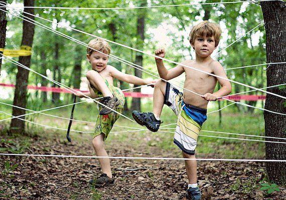 Manualidades para niños en verano