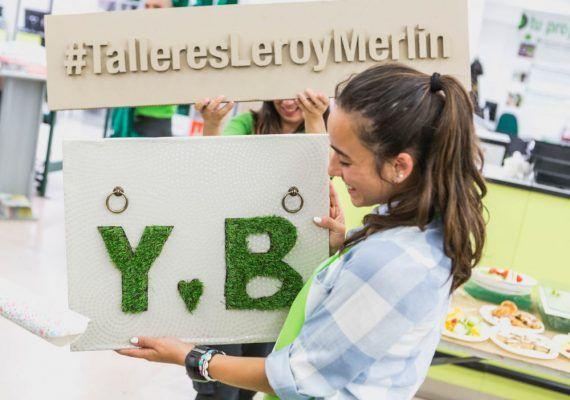 Actividades para niños y adultos en 'La noche de los talleres' de Leroy Merlin Málaga y Marbella