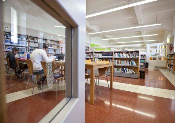 Biblioteca Centro Cultural Pablo Ruiz Picasso de Torremolinos