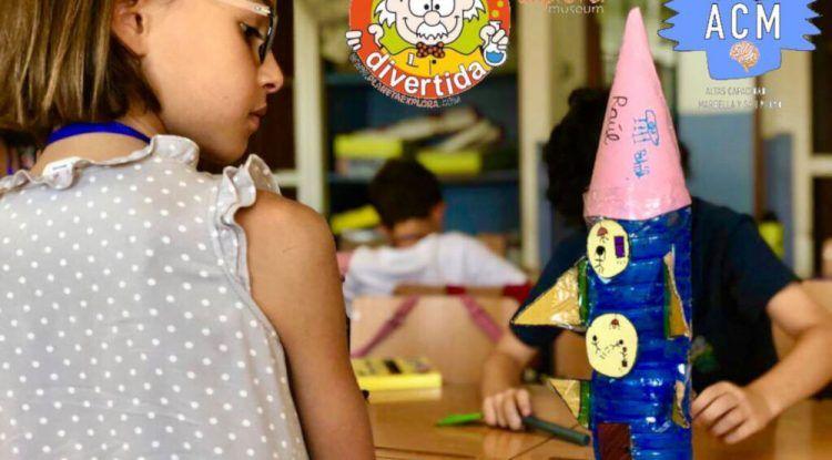 Campamento de verano para niños de Ciencia Divertida en Benalmádena 2