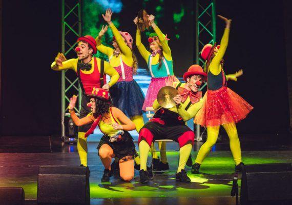 Concierto infantil de Cantajuego en Fuengirola este verano