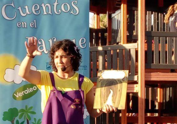Cuentacuentos gratis para niños en julio y agosto en Carretera de Cádiz (Málaga)