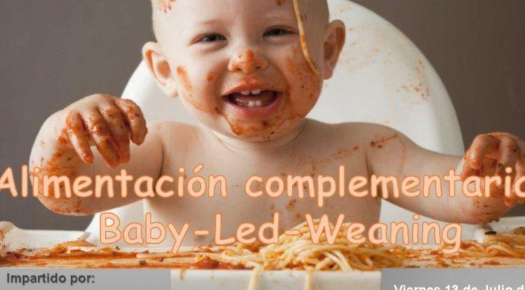 Curso para madres y padres sobre alimentación infantil BLW en Málaga