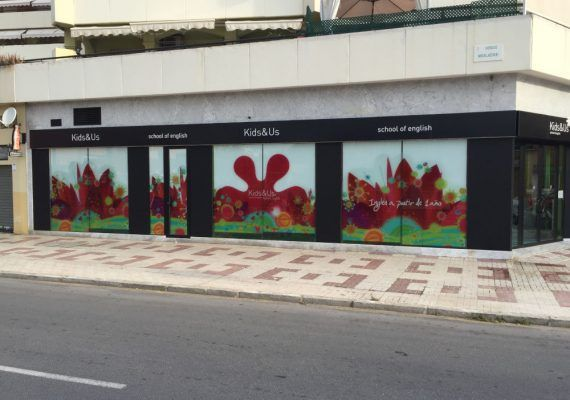 Escuela Kids&Us Málaga Oeste