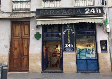 Farmacias de guardia en Málaga, 24 horas y horario ampliado para una urgencia con tus peques