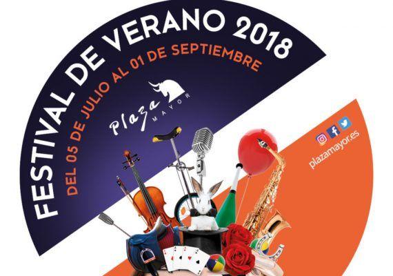 Festival de Verano de Plaza Mayor