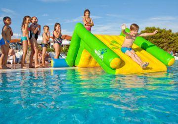Parques acuáticos para ir con niños en Málaga