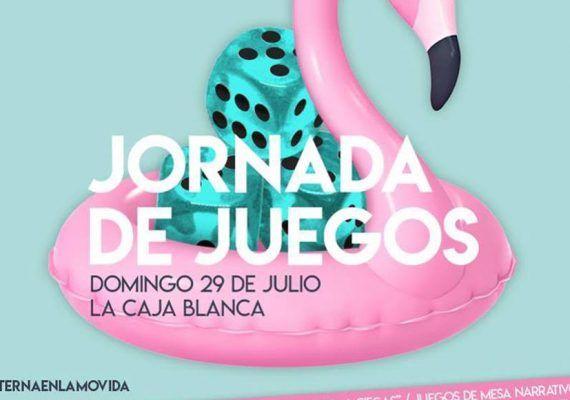 Ar Teatro en La Caja Blanca de Málaga