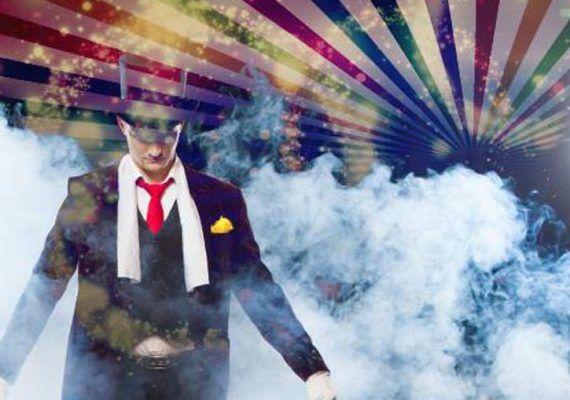 Magia y circo en el CC Rincón de la Victoria