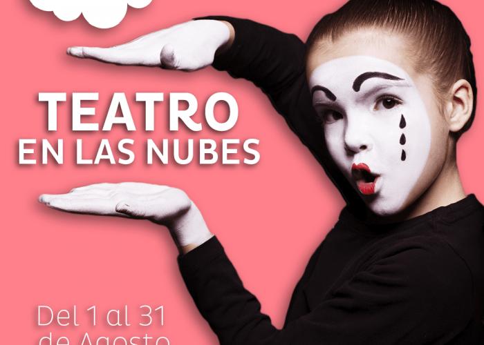 Teatro en las nubes CC Miramar