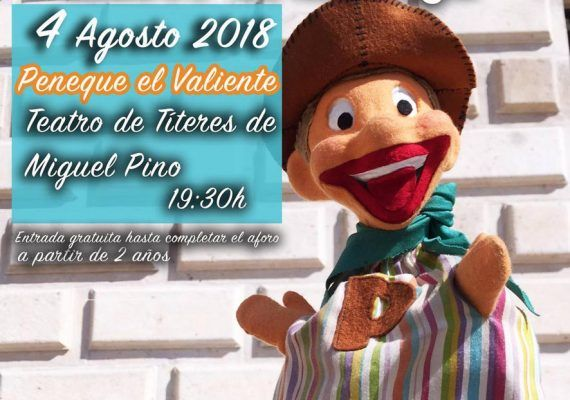 Teatro de títeres gratis en Málaga