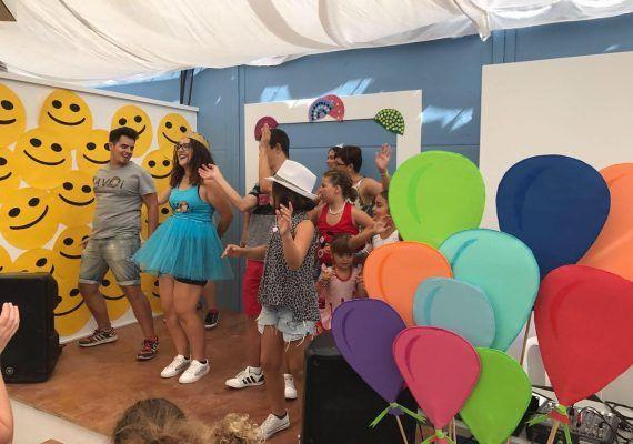 Caseta de AVOI en la Feria de Málaga 2018 (2)