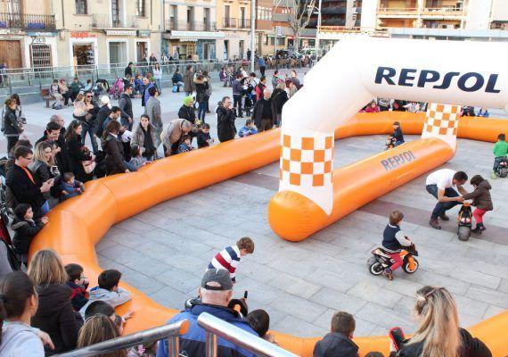 Exposición Repsol Racing Tour gratis para toda la familia en San Pedro de Alcántara (Marbella)