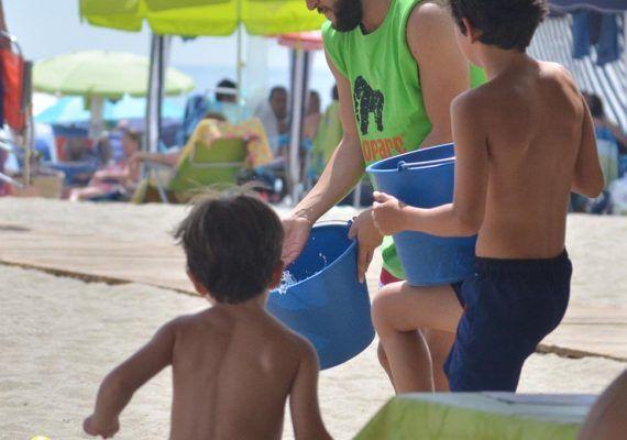 Actividades en las playas de Fuengirola