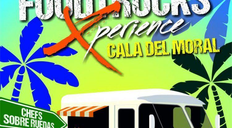 Food trucks en La Cala del Moral con actividades para niños