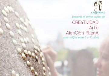 Ciclo de talleres infantiles sobre creatividad, arte y atención plena en Málaga con ArqueoRutas