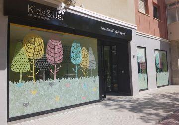 Kids&Us Málaga continúa en octubre con la matriculación de inglés para niños en el curso 2018-2019