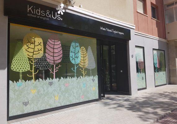 Kids and Us Málaga Centro