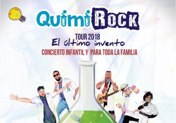 Concierto de rock en La Cochera Cabaret de Málaga para toda la familia