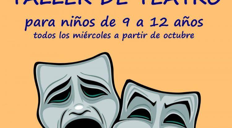 Clases de teatro para niños de 9 a 12 años en Nerja