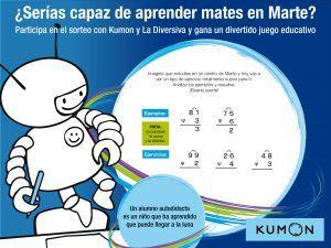 Resuelve este enigma con tu peque y participa en el sorteo de Kumon