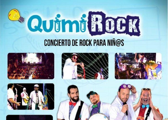 Concierto infantil Quimirock en el Teatro Las Lagunas de Mijas