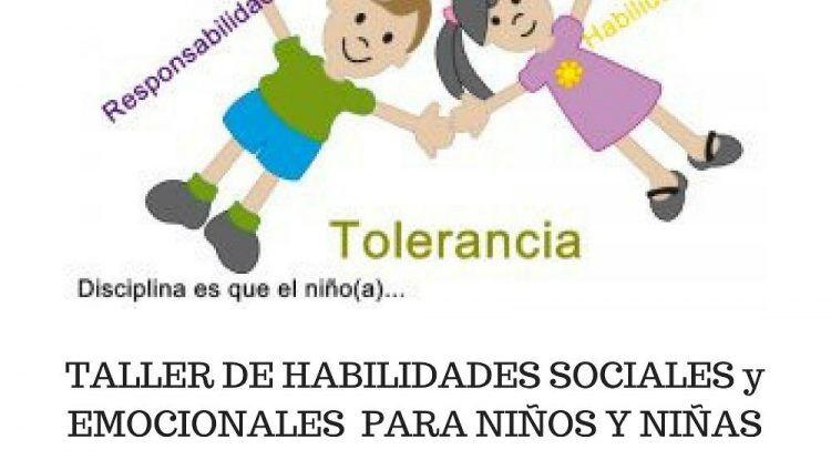 Taller infantil de habilidades sociales y emociones en Centro Te Motivan Málaga