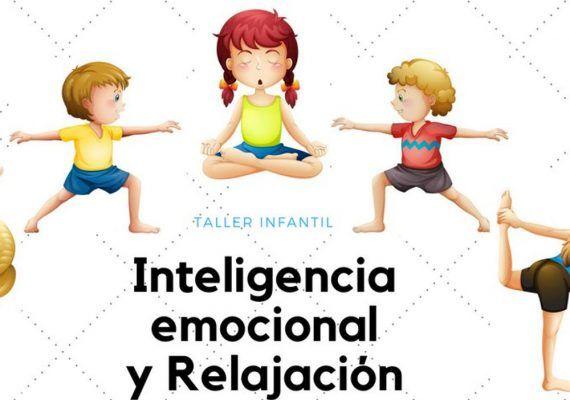 Talleres infantiles sobre inteligencia emocional, miedos y enfados en Málaga