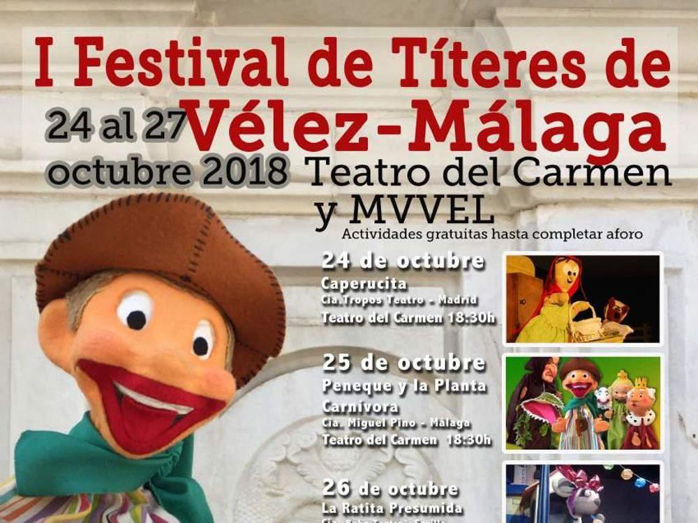 Festival infantil de títeres gratis…