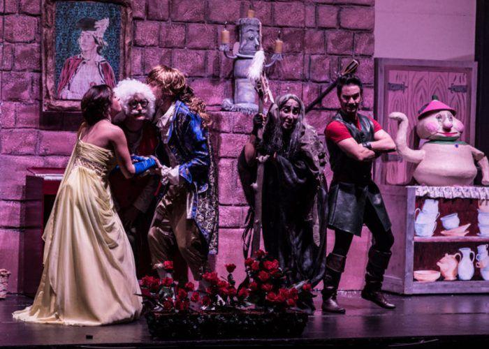 Sorteo de 10 entradas individuales para el musical infantil 'Bella y Bestia' en Málaga