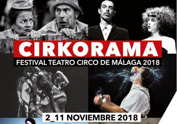 Espectáculos de teatro-circo para toda la familia en Málaga
